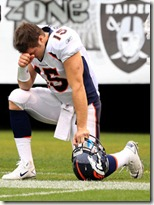 tebowing for the GOP