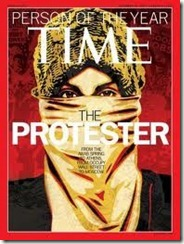 protester time