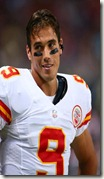 Brady Quinn best QB in NFL