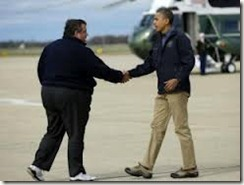 fat Chris Christie saves Jets fans