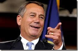 John Boehner picks the NFL