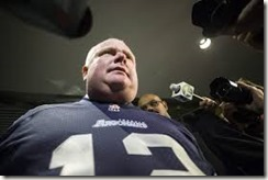 rob ford picks the NFL