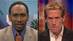 Stephen A. Smith & Skip Bayless love the Browns