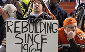 Cleveland Browns University protests
